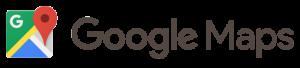 Google maps wide logo