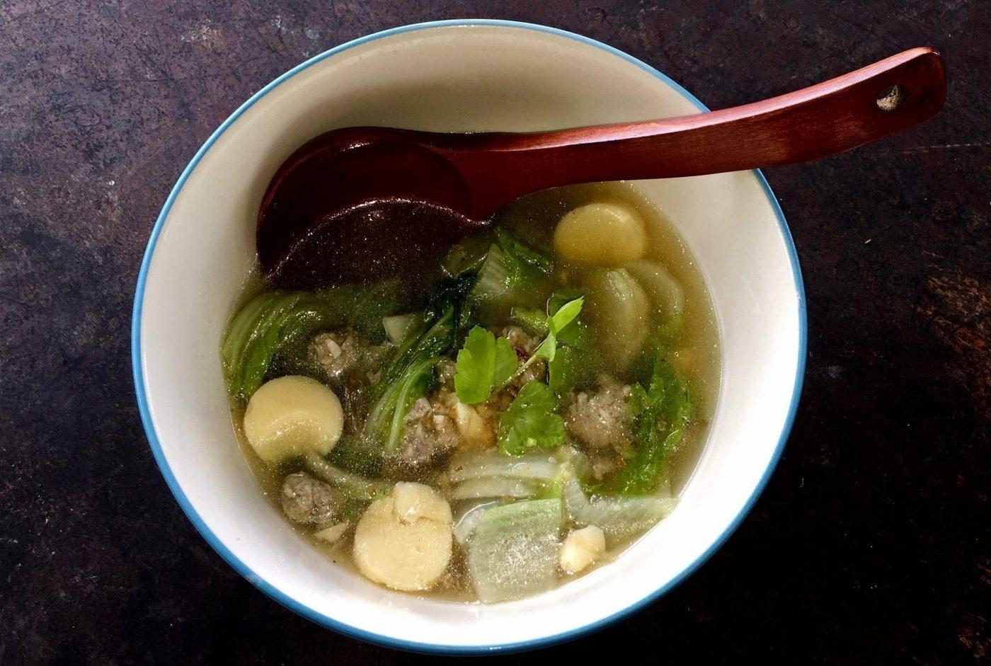 Clear Thai Soup