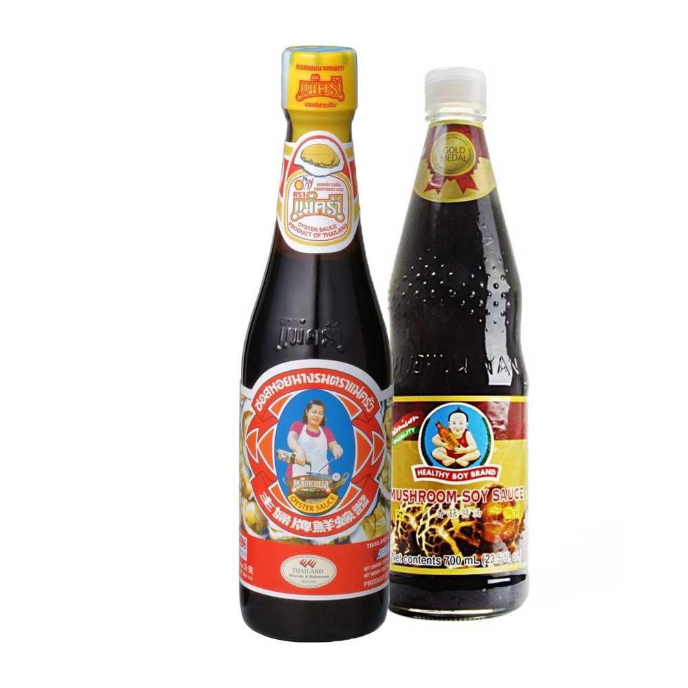 Thai Oyster and Mushroom sauce