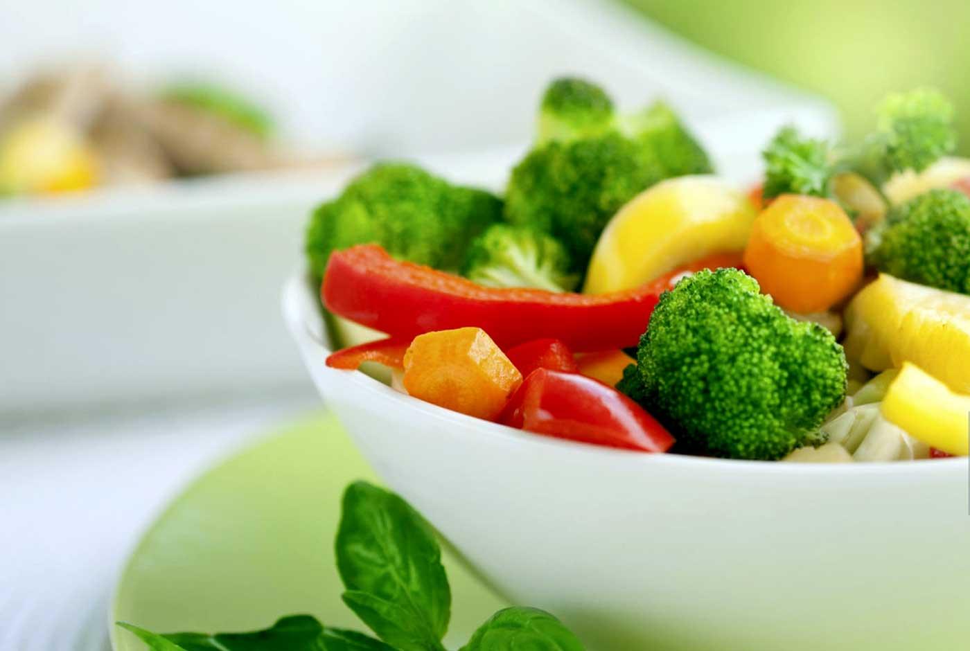 Thai stir fried vegetables