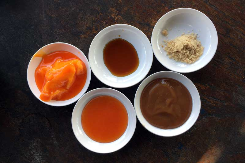 Tamarind sauce ingredients