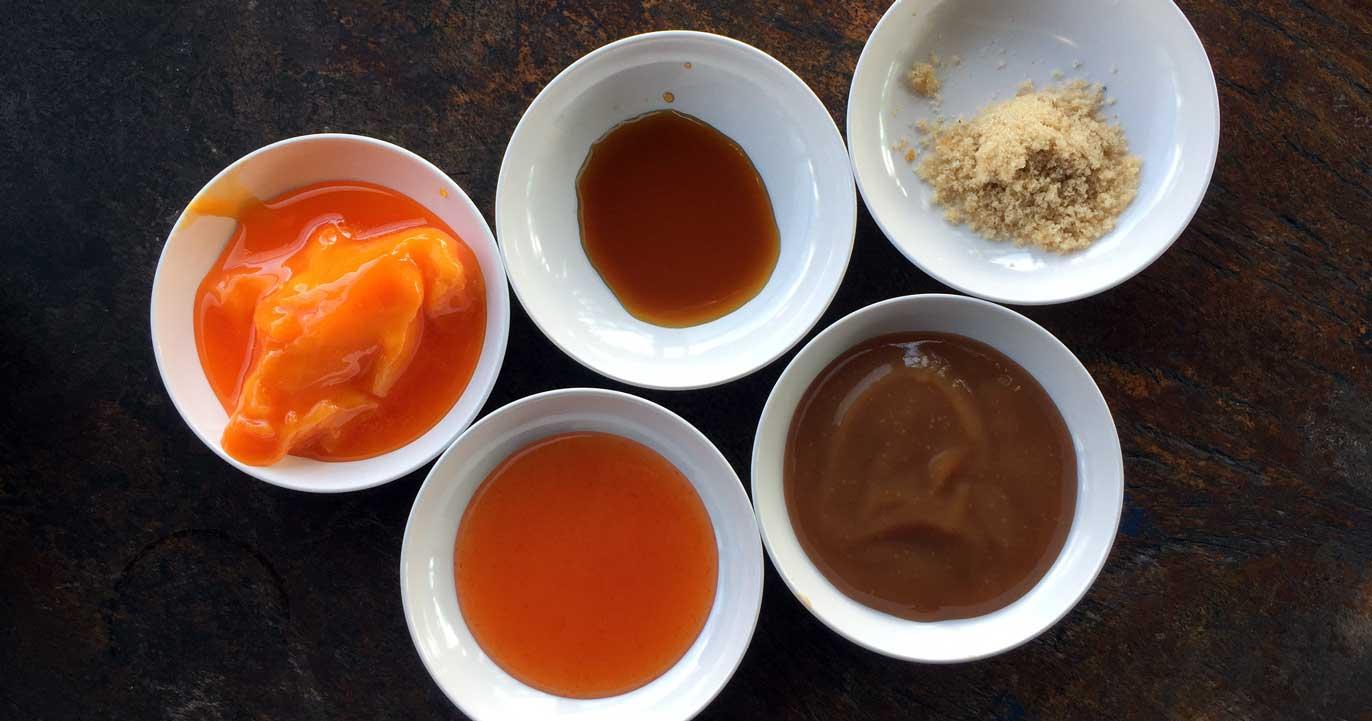 Tamarind sauce ingredients