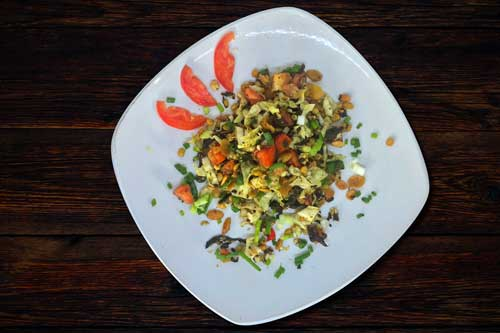 Myanmar Tea Salad