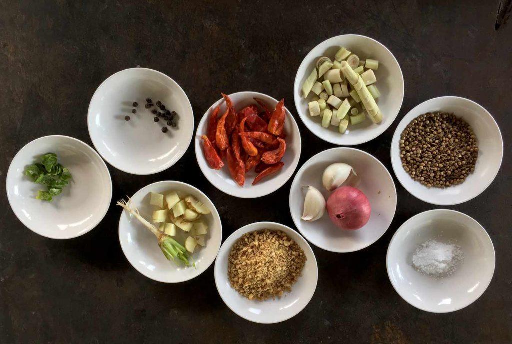 penang curry paste ingredients